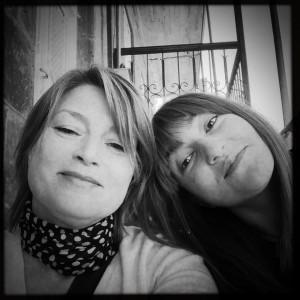 Tamara and me