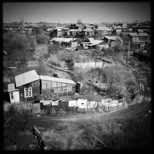 Domiks in Gyumri